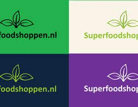 #129 for Design a Logo for Superfoodshoppen.nl af smahsan11