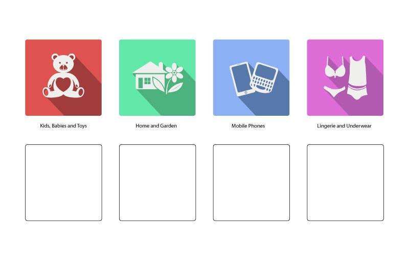 Penyertaan Peraduan #                                        4                                      untuk                                         Design some Icons for my website