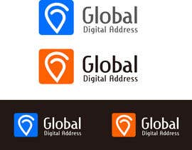 #52 para Design a Logo for DGA (Global Digital Address) por davidliyung