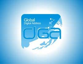 #11 para Design a Logo for DGA (Global Digital Address) por hih7
