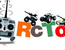 #50 untuk Design a Logo for a website all about Radio Controlled Toys oleh granapco