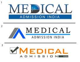 #27 para Design a Logo for Medical Admission India por ShoaibAzeem