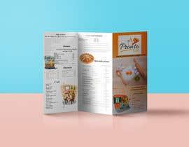 Maria2407 tarafından Layout a Pizzeria Menu için no 17