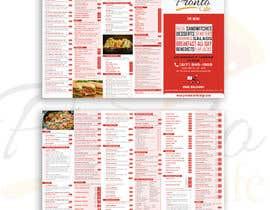 glazaropoulos tarafından Layout a Pizzeria Menu için no 15