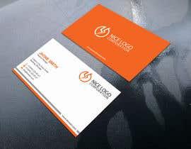 Nro 59 kilpailuun creative business cards käyttäjältä mahmudkhan44