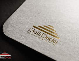 noishotori tarafından Design a Logo for DECK and FENCE Company [iBuildDecks] için no 84