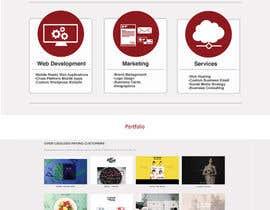 Nro 17 kilpailuun Design a Website Mockup käyttäjältä keshavkalra90