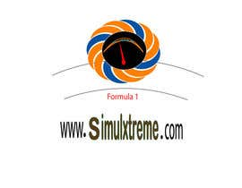 #58 for Create a logo and website design for www.simulxtreme.com af bdesigns4