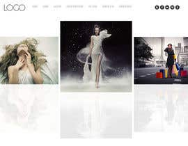 #4 para Design a Website for a Local Acting/Modeling Agency por FabioGasparrini