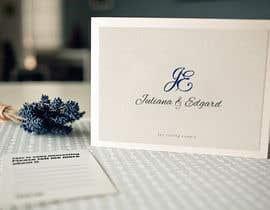 Nro 125 kilpailuun Create Monogram / Wedding logo käyttäjältä impulsetcom