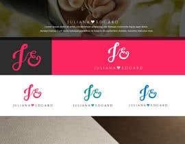 Nro 78 kilpailuun Create Monogram / Wedding logo käyttäjältä graphiclip