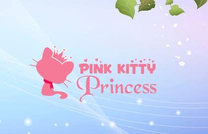 bogooxi tarafından Develop a Brand Identity for Pink Kitty Princess on ETSY için no 57