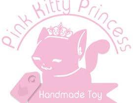 Nro 157 kilpailuun Develop a Brand Identity for Pink Kitty Princess on ETSY käyttäjältä Jaiizkung