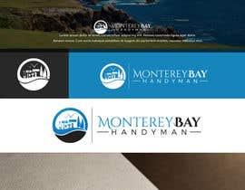 graphiclip tarafından Logo for Monterey Bay Handyman için no 66