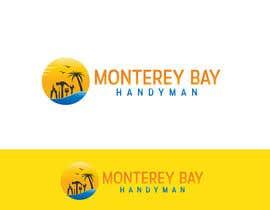 AshishMomin786 tarafından Logo for Monterey Bay Handyman için no 33