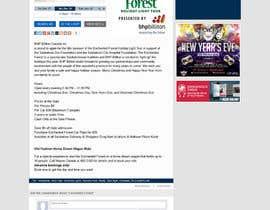 nº 5 pour Update Website Design par joste