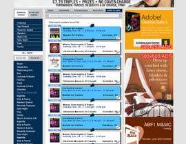 nº 13 pour Update Website Design par aaronn99