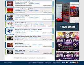 nº 3 pour Update Website Design par abhij33td3sai