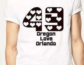 Nro 18 kilpailuun SUPPORT the victims of Orlando - tight deadline käyttäjältä MrIfi