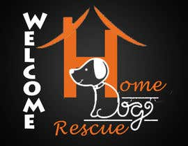#25 for logo design for dog rescue by Roma1611