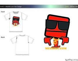 #55 para Design a Logo for T Shirt Website por jeffreylck