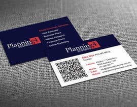 nº 5 pour Design some Business Cards for a business consultant par HammyHS