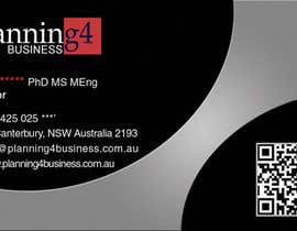 nº 38 pour Design some Business Cards for a business consultant par raoufnawab