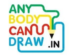 nº 118 pour Design a Logo for AnyBodyCanDraw.in par IrinaTim