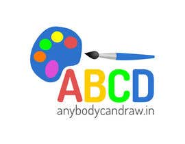 nº 181 pour Design a Logo for AnyBodyCanDraw.in par codefive