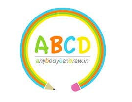 nº 112 pour Design a Logo for AnyBodyCanDraw.in par creoestudio