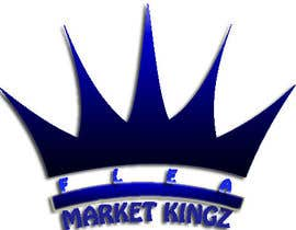 #65 for Design a Logo for Flea Market Kingz af zainkarbalai9