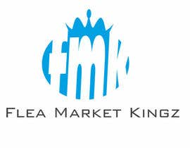 #71 for Design a Logo for Flea Market Kingz af kropekk
