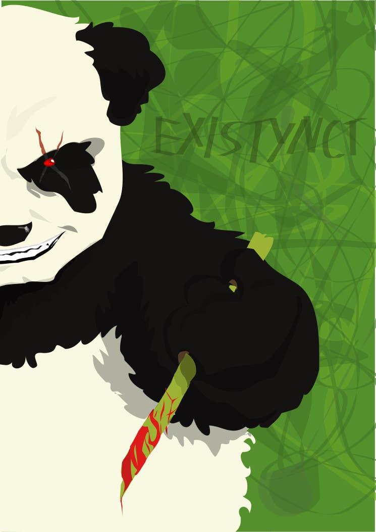 Konkurrenceindlæg #                                        15                                      for                                         Panda Concept Art and Character Design