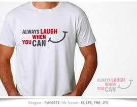 Nro 1 kilpailuun Design a t-shirt for teespring käyttäjältä putih2013