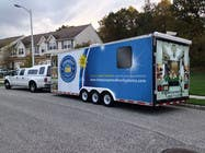 Logo Design Contest Entry #13 for Design A 3 Side Trailer Wrap for Mobile Pet and Family Photography