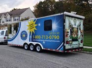 Logo Design Contest Entry #15 for Design A 3 Side Trailer Wrap for Mobile Pet and Family Photography