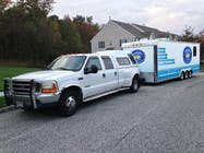 Graphic Design Contest Entry #14 for Design A 3 Side Trailer Wrap for Mobile Pet and Family Photography