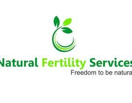 #143 for Logo design for non-profit natural fertility service provider by motim