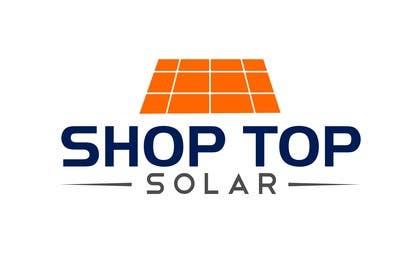 anurag132115 tarafından Design a Logo for Shop Top Solar için no 253