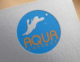 Nro 318 kilpailuun Design a Logo for AQUA connect käyttäjältä alina9900