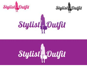 #81 para Design a Logo for stylist outfit por rraja14