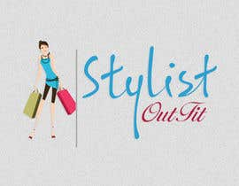 #54 para Design a Logo for stylist outfit por lassoarts
