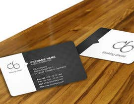 #87 cho Simple project: design of business cards for innovative design & IT company bởi FreeWorker13