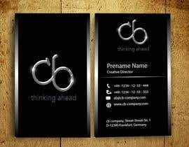 #93 for Simple project: design of business cards for innovative design & IT company af mamun313