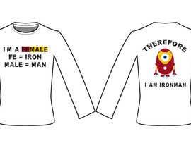 nanashangina tarafından Design a T-Shirt için no 6