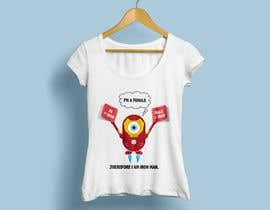 Najam1981 tarafından Design a T-Shirt için no 23