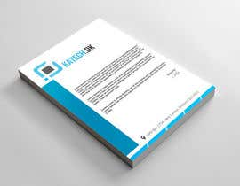 #14 for Logo and letterhead for A4 paper by ataur400