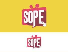 bjidea tarafından Design a logo for Sope - a social TV app! için no 46