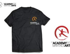 "santy99 tarafından Develop a Brand Identity for my martial arts school ""The Academy For Martial Arts"" için no 16"