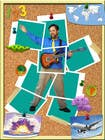 Contest Entry #49 for Edit/create picture background for kids' music performer